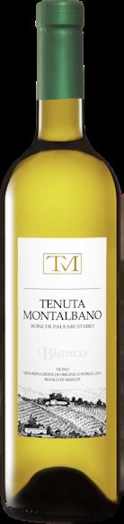 Tenuta Montalbano Merlot Bianco del Ticino DOC Vorderseite