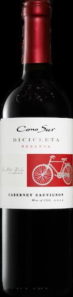 Bicicleta Cono Sur Cabernet Sauvignon  Vorderseite