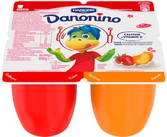 Séré aux fruits Danonino Maxi Danone