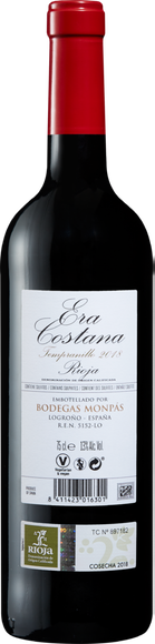 Era Costana Tempranillo DOCa Rioja  Zurück