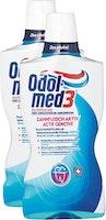 Bain de bouche fluoré Odol-med3