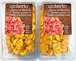 Tortellini al prosciutto crudo Umberto