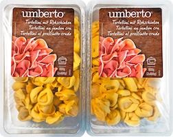 Tortellini au jambon cru Umberto