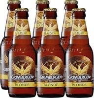 Grimbergen Bier Blonde