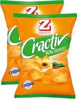 Zweifel Cractiv Chips Paprika
