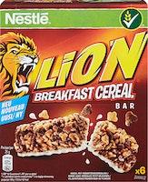 Nestlé Lion Barres aux céréales
