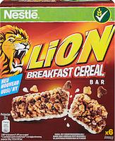 Nestlé Lion Barrette ai cereali