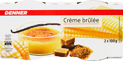 Denner Crème Brûlée