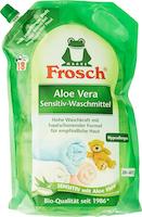 Detersivo sensitive Aloe Vera Frosch