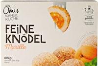 Boulettes aux abricots Omis