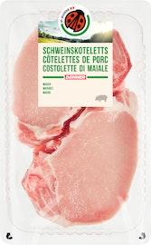 Côtelette de porc IP-SUISSE