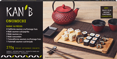 Sushi Onomichi Kan'B