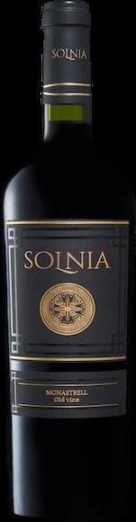 Solnia Old Vine Monastrell  D.O. Alicante Vorderseite