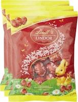 Petits œufs en chocolat Lindor Lindt