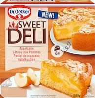 Gâteau aux pommes My Sweet Deli Dr. Oetker
