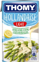 Sauce hollandaise light Thomy