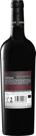 Aresan bio Vino de la Tierra de Castilla IGP  Zurück