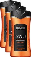Axe Shower Gel You Energised