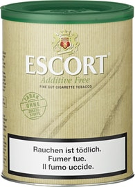 Tabac à cigarettes Additive Free Escort