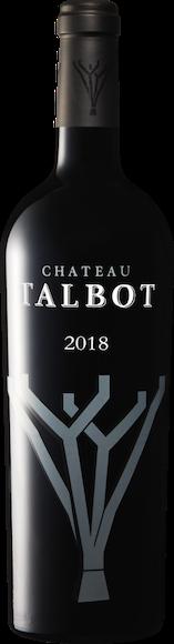 Château Talbot St. Julien AOC  Vorderseite