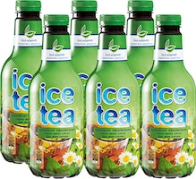 Ice Tea Herbes alpines suisses