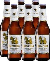 Birra lager Singha