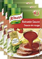 Salsa di vino rosso Knorr
