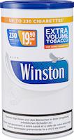 Tabac à cigarettes Blue MYO Winston