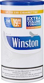 Winston Zigarettentabak Blue Extra Volume