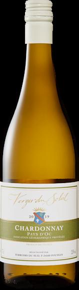 Verger du Soleil Chardonnay Pays d'Oc IGP Vorderseite