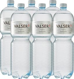 Acqua minerale Liscia Valser