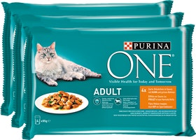 Nourriture humide pour chats Adult Purina ONE