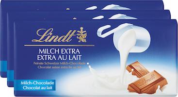 Tablette de chocolat Lindt