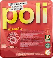 Salsiccia di Lione di pollo Poli