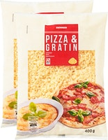 Denner Reibkäse Pizza & Gratin