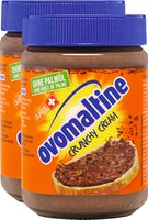 Crema da spalmare Ovomaltine Crunchy Cream Wander