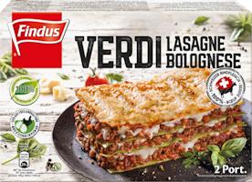 Findus Lasagne verdi bolognese