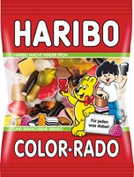 Haribo Color Rado