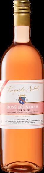 Verger du Soleil Syrah Rosé Pays d'Oc IGP Davanti