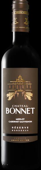 Château Bonnet Réserve Bordeaux AOC Vorderseite
