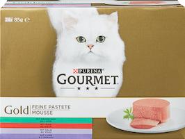Cibo per gatti Gourmet Gold Purina