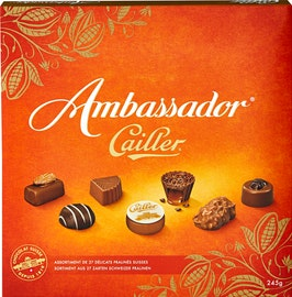 Cailler Ambassador