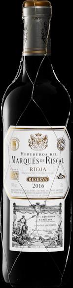 Marqués de Riscal Reserva DOCa Rioja Vorderseite