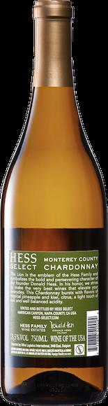 Hess Select Chardonnay Monterey County Zurück