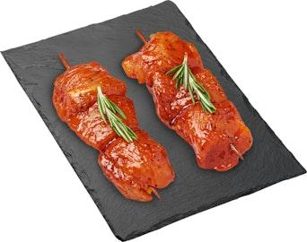 Brochette de poitrine de dinde BBQ IP-SUISSE