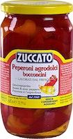 Zuccato Peperoni süss-sauer in Weinessig
