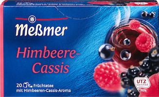 Thé Messmer Framboise & Cassis