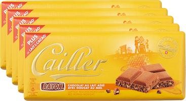 Tablette de chocolat Rayon Lait Cailler