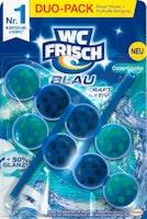 Bloc nettoyant WC Frisch Blau Kraft-Aktiv