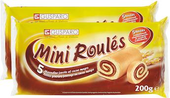 Mini Roulés Gusparo